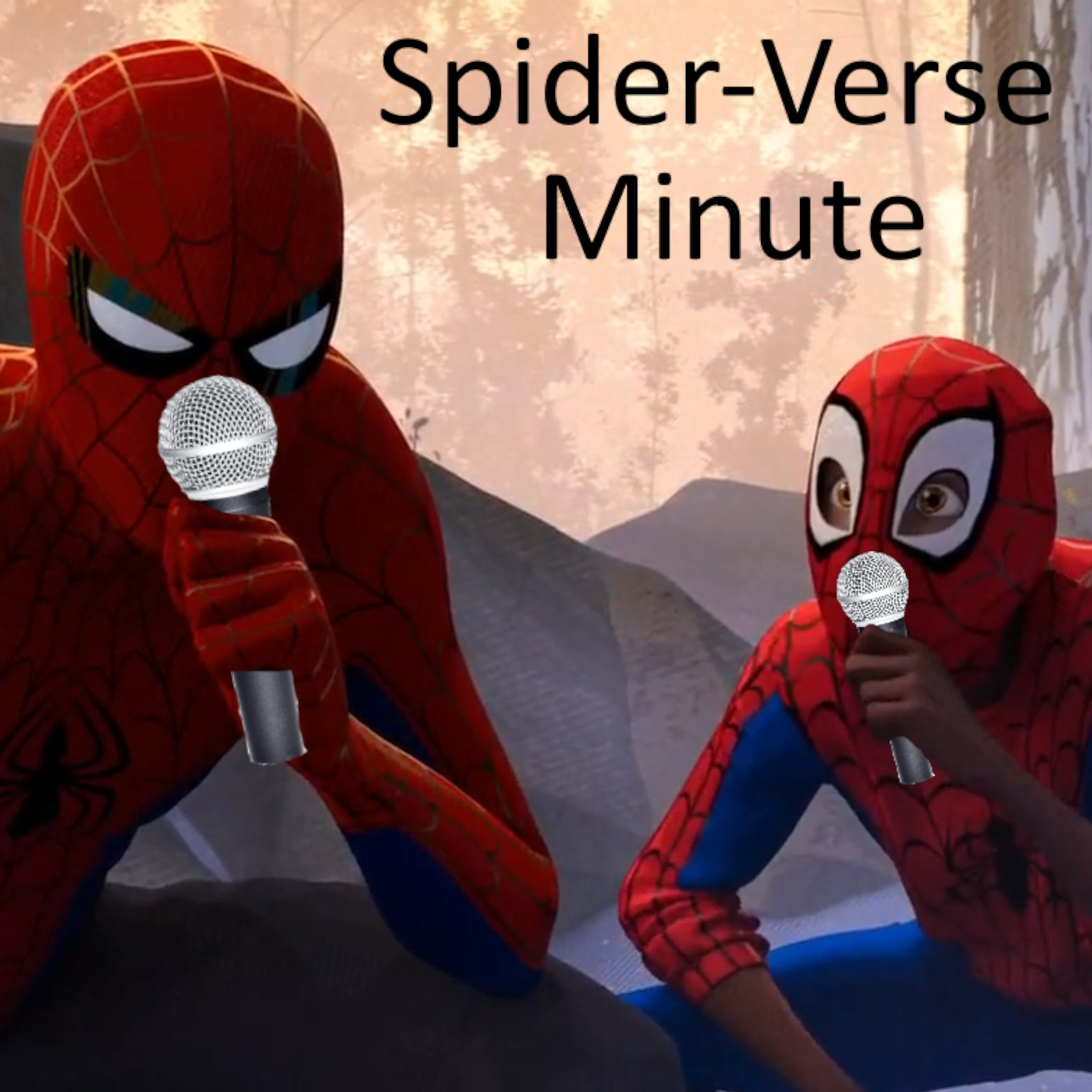 Spider-Verse Minute